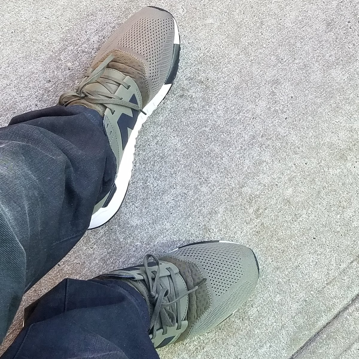 #NewBalance #247 #NewBalance247 #Brooklyn #Nyc #SneakerLover Great Weather.... Show that collection <br>http://pic.twitter.com/fhl2B1IZS2