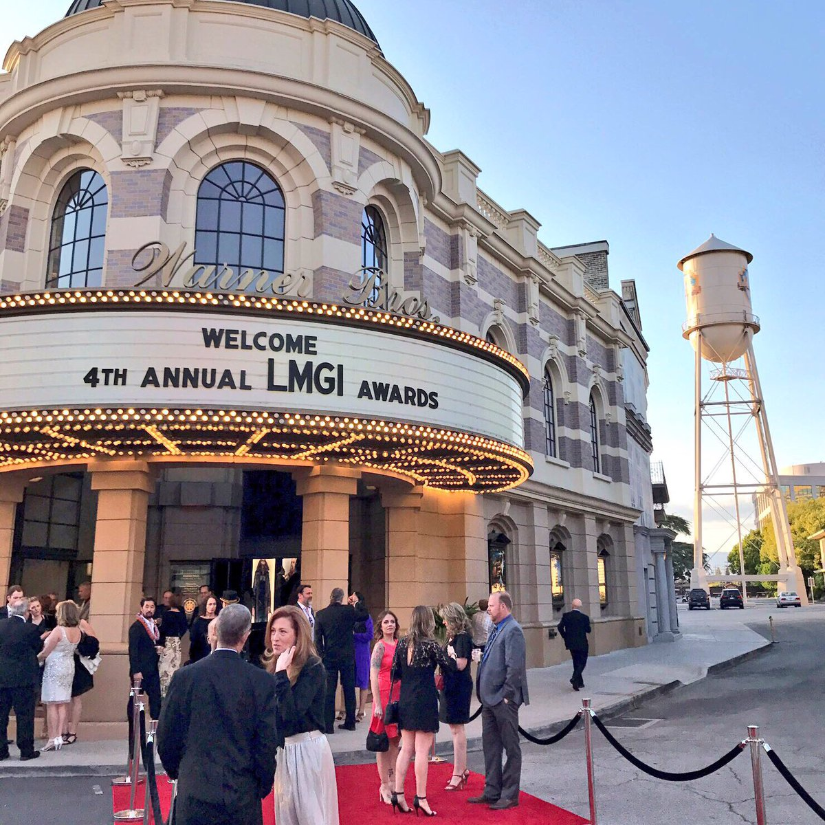 Digital LA - Netflix, Amazon Studios at Location Manager Awards