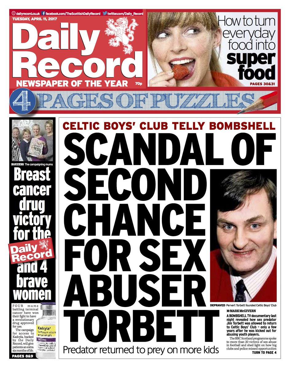 Fresh allegations against Torbett and Neely; Cairney arrested [Archive] -  Page 12 - Rangers Mad