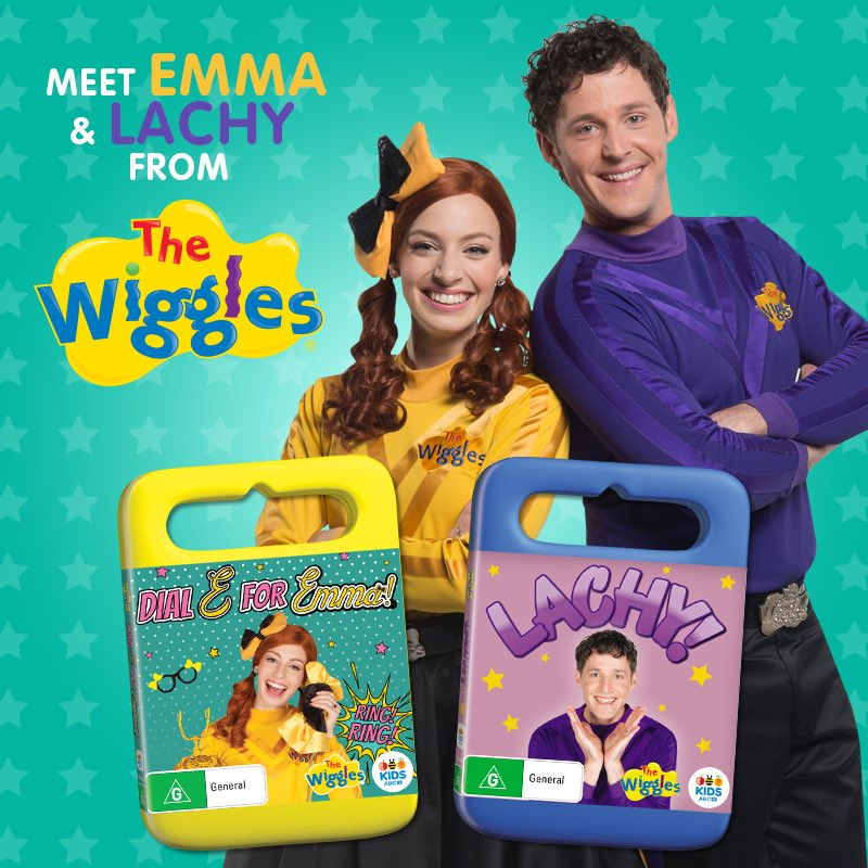 Wiggles Videos The Wiggles (@TheWiggl...