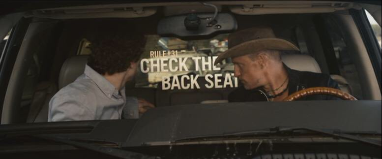Always check the back seat. #UnwrittenRulesInLife https://t.co/fiRpZwbN5H
