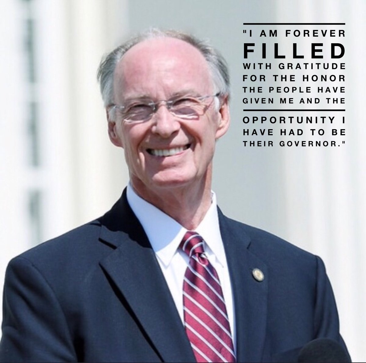 "governor robert bentley on twitter: ""thank you, alabama. from the"