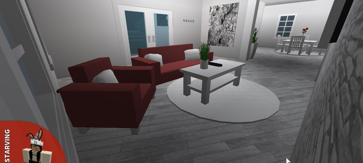 Welcome to bloxburg modern bedroom bing images for Kitchen designs bloxburg