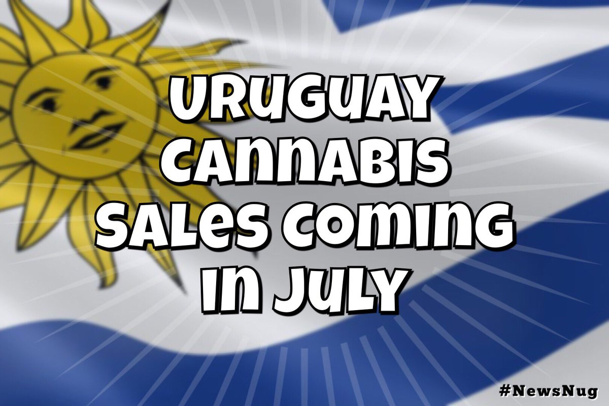 Uruguay Cannabis Sales Coming in July