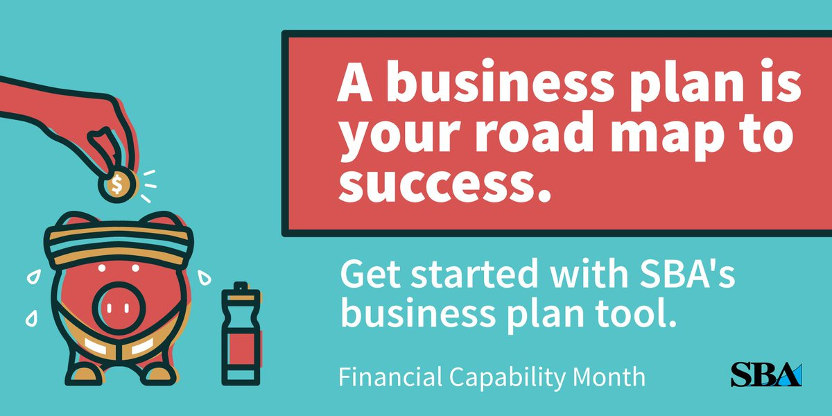 sba on twitter get started with sba s business plan tool https