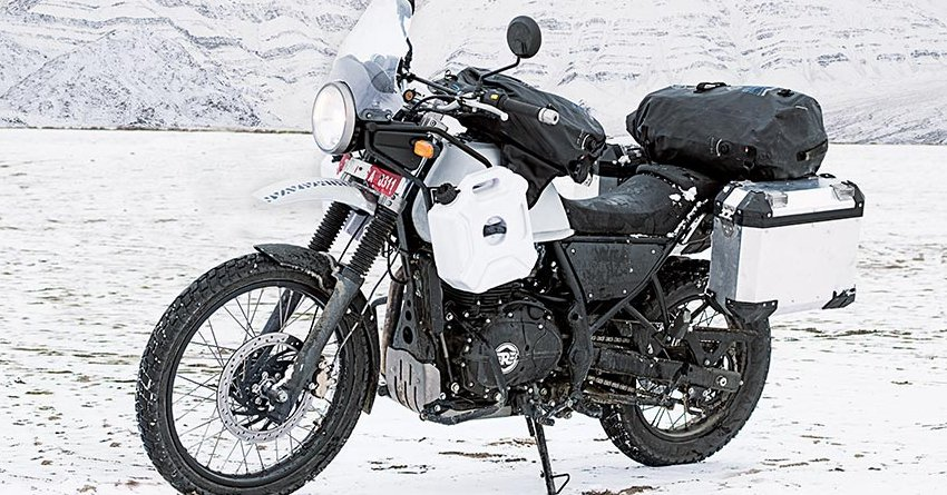 Maxaboutcom On Twitter Bs4 Royal Enfield Himalayan Fi Launched