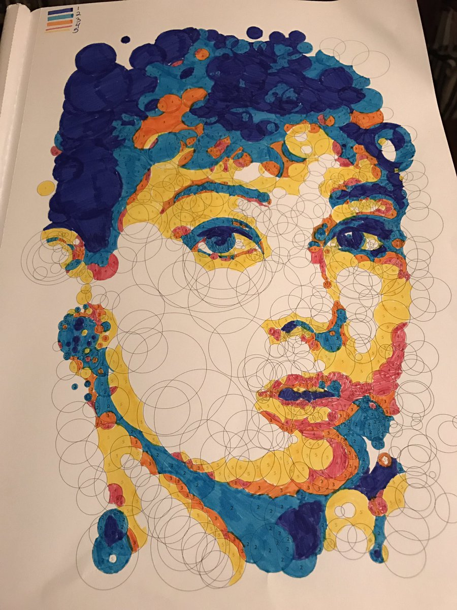The coolest coloring book ever - Brittany Waggener On Twitter This Is Seriously The Coolest Coloring Book Ever Page 2 Querkles Https T Co Mpahlnolkt