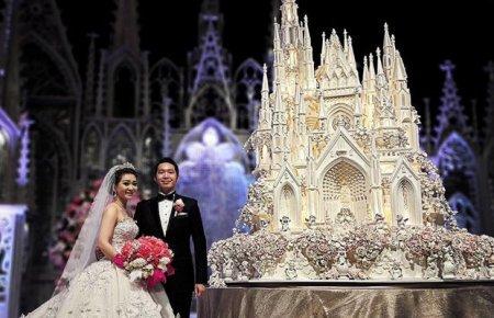 Свадебные торты от рената