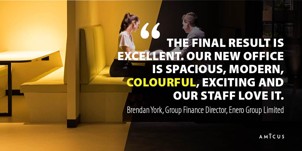 Congrats to #TheBoldCollective who are a finalist in the #dulux colour awards on our project with #Enero.  http:// bit.ly/2olRbUv  &nbsp;  <br>http://pic.twitter.com/acHiVPvR2K