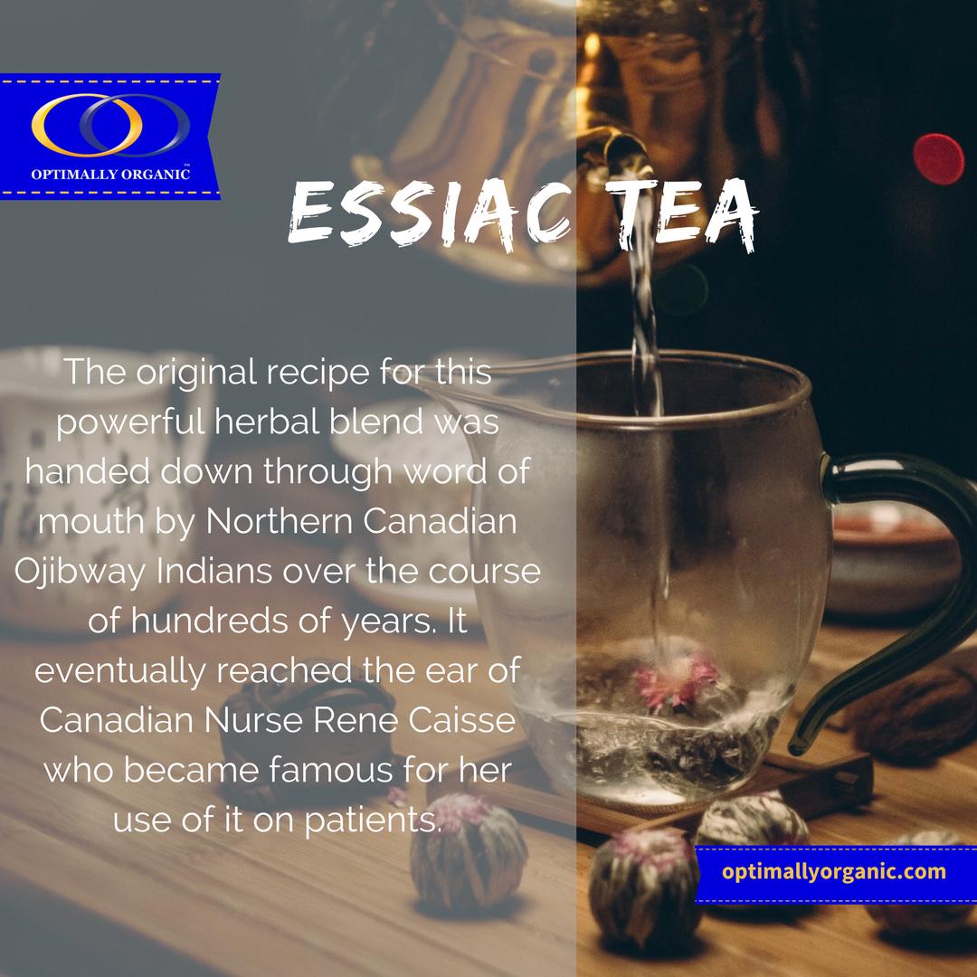 Cancer cure essiac herbal tea - 0 Replies 0 Retweets 0 Likes