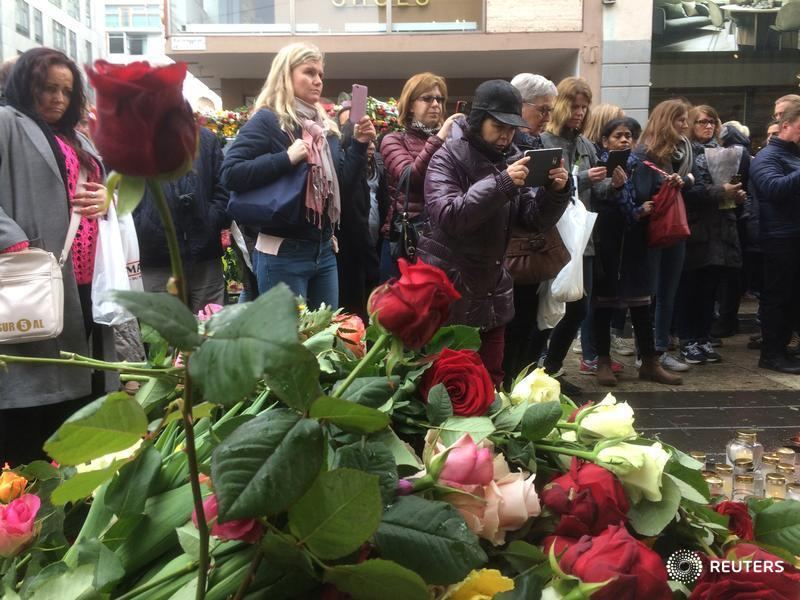Swedish prosecutor says decided to revoke arrest of second suspect in Stockholm truck attack