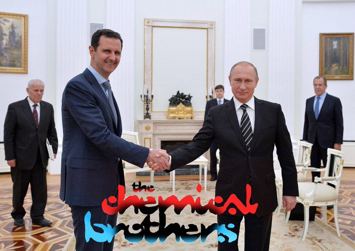 """""""Подобные провокации готовятся и в других регионах Сирии"""", - Путин о химатаке - Цензор.НЕТ 2514"""