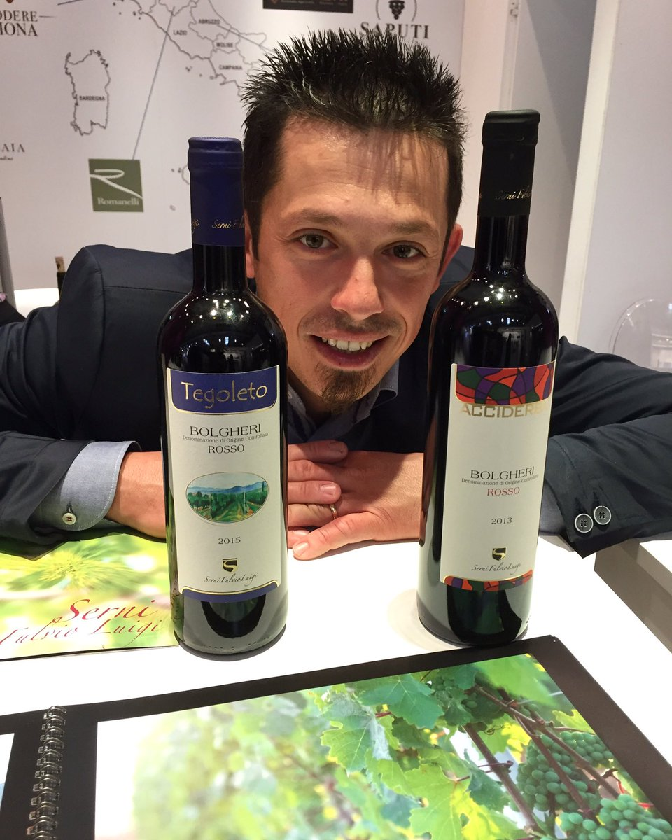 "Serni Fulvio Luigi on Twitter: ""Buongiorno #Vinitaly2017 pad 8 stand G2 #BOLGHERI #Tuscanywine #Acciderba #Tegoleto #Campofitto #Arcanto #bolgheriwine #smallfarms #Verona… https://t.co/geNwL5rWhD"""