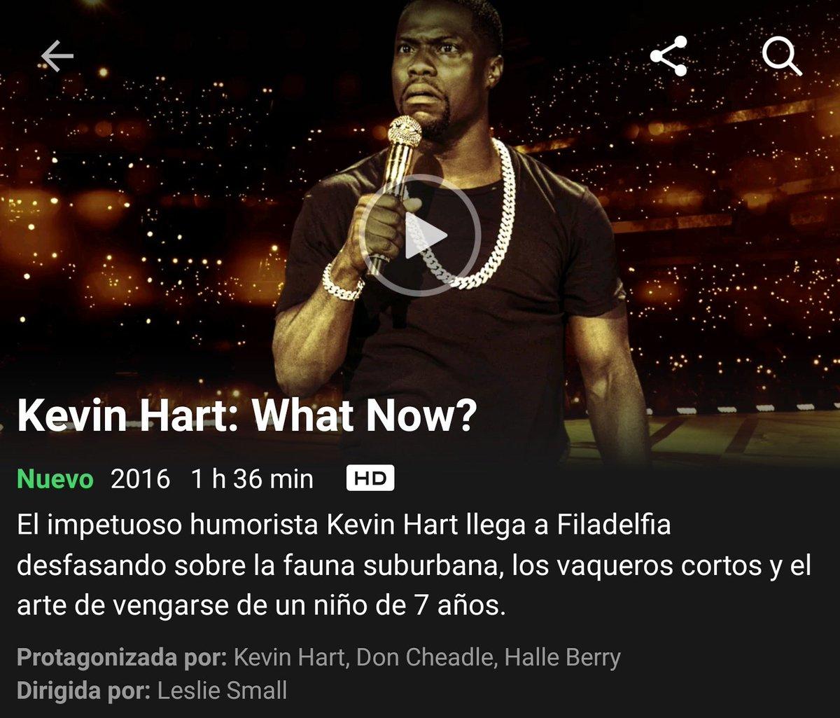 """In Arte Nino 2016 gallo de netflix on twitter: """"11/4/17 kevin hart: what now"""
