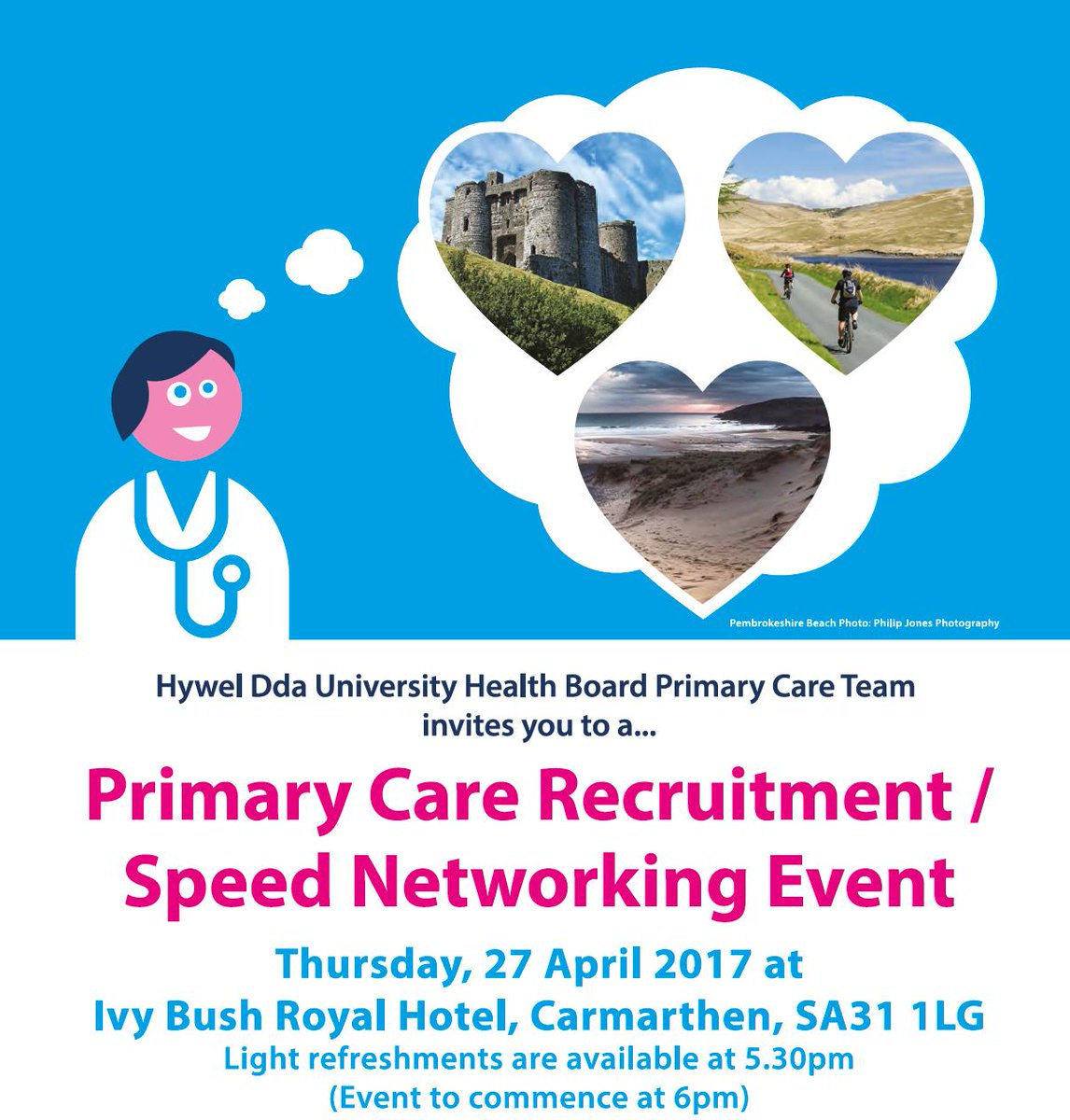 speed dating pembrokeshire