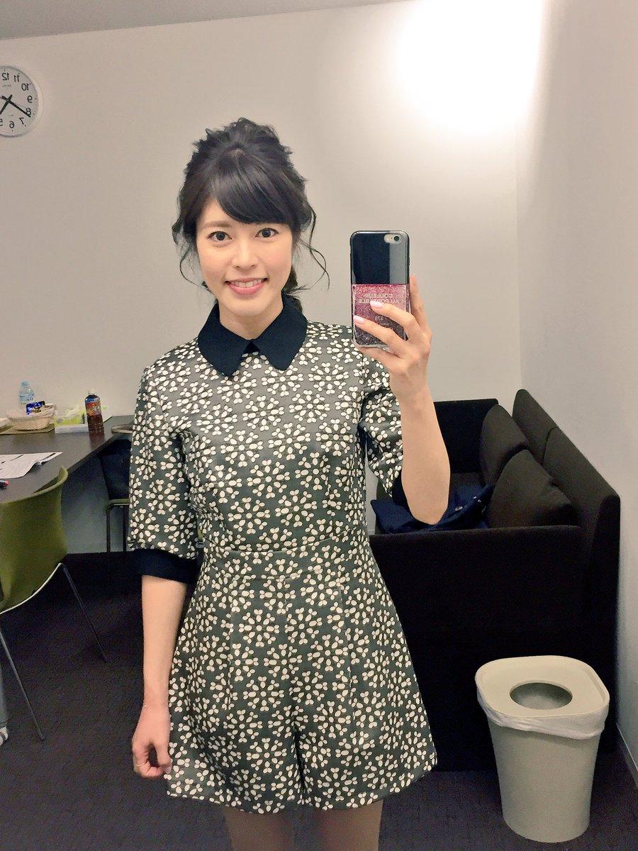 衣装が素敵な神田愛花