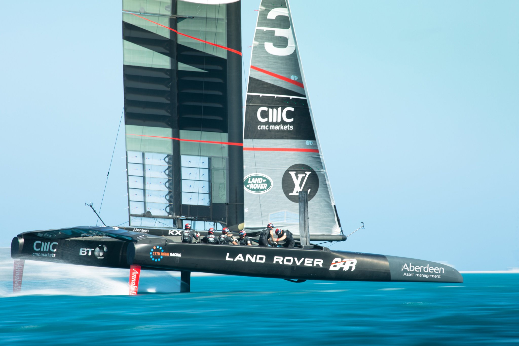 Heading to @Bermuda for the @americascup? Here's @TelegraphLuxury's guide to watching the action #BringTheCupHome https://t.co/muQsE6ZAFo https://t.co/xsR4NXMrsH