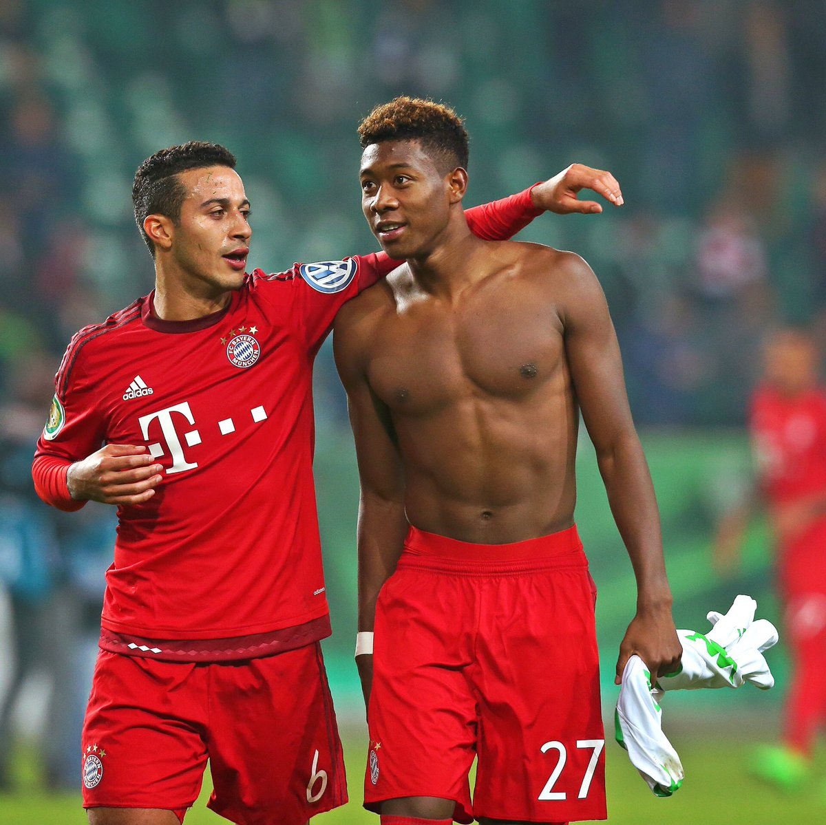 "David Alaba on Twitter ""Wishing you all the best on your birthday"