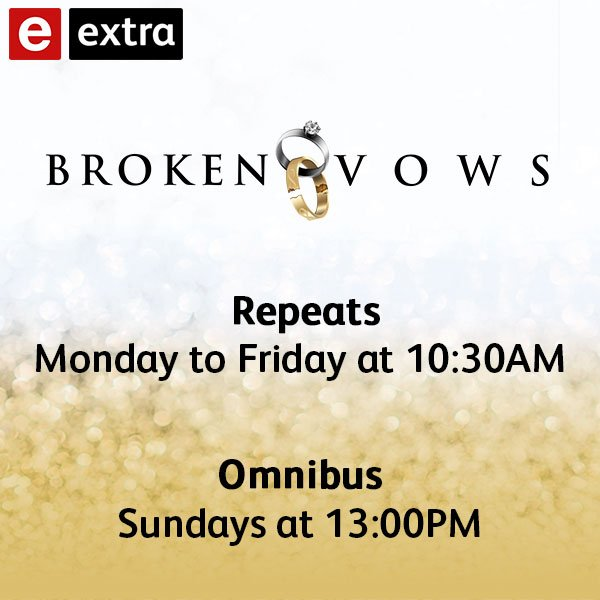 Great news! You can watch @etvBrokenVows repeats and the omnibus on eExtra @OpenViewHD channel 105. https://t.co/fYcv3R6t4R https://t.co/Mvun34p67O
