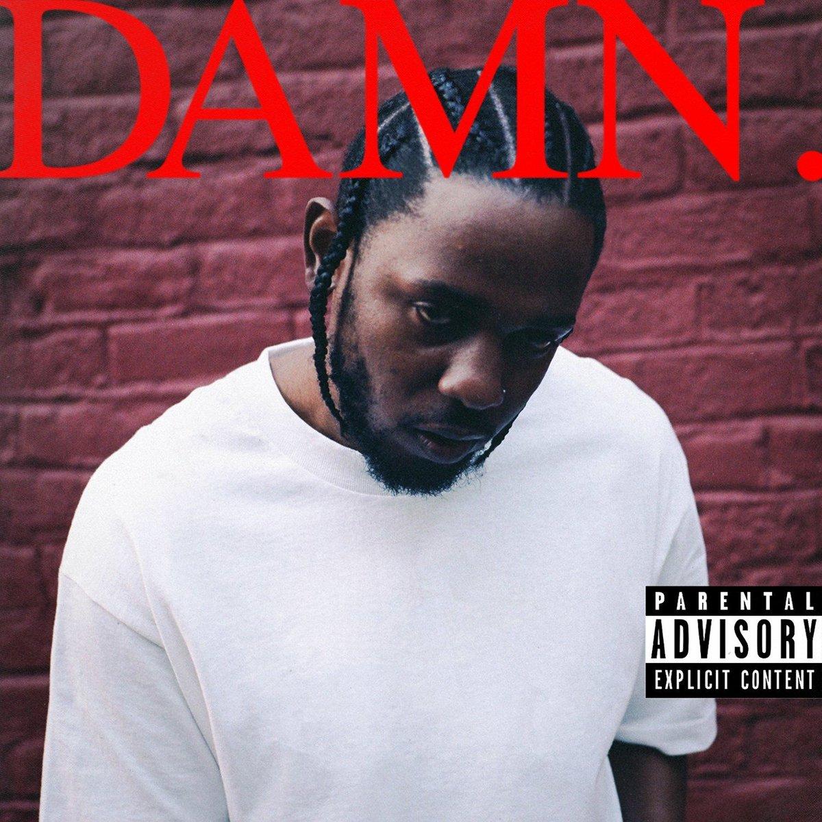 "Kendrick Lamar announces ""DAMN"" LP https://t.co/foeEzslTBq"