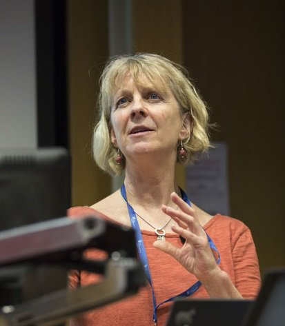 Keynote speaker from day 1 @sueziebland talking about understanding & using patient experiences to change practice #hsrpp2017 https://t.co/60UiAW7FP3