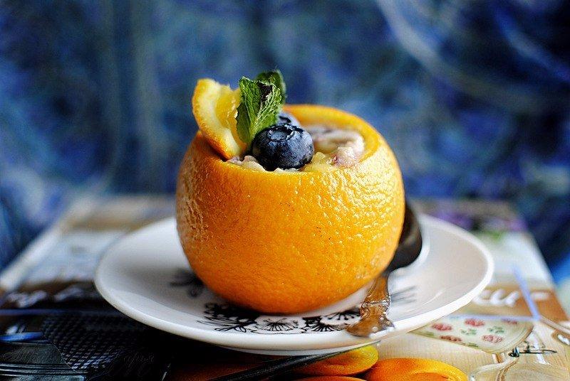 апельсиновые десерты рецепты с фото строительство моста