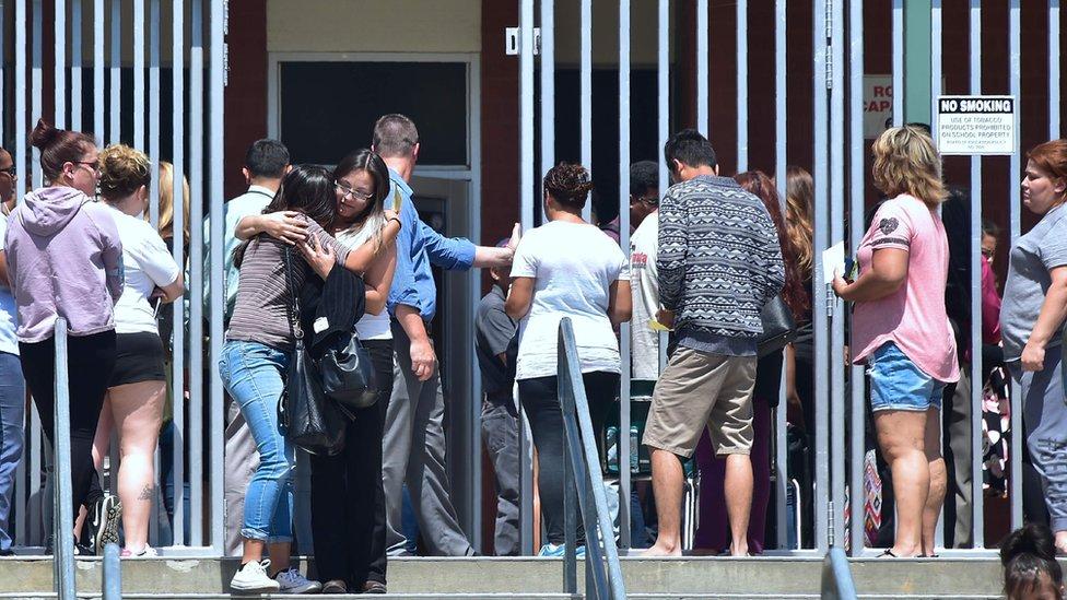 Ataque en escuela de California deja cuatro víctimas — Estados Unidos