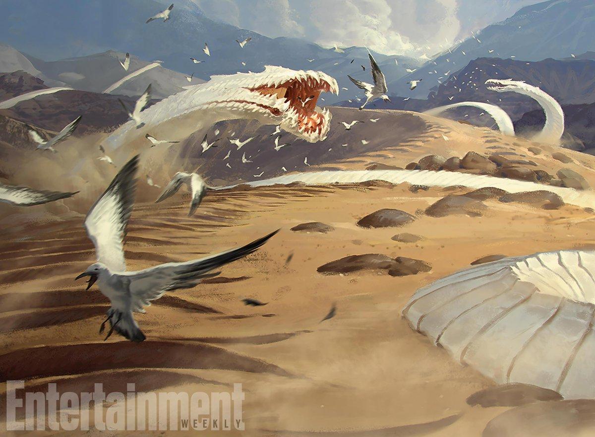 Image result for Sandwurm Convergence art