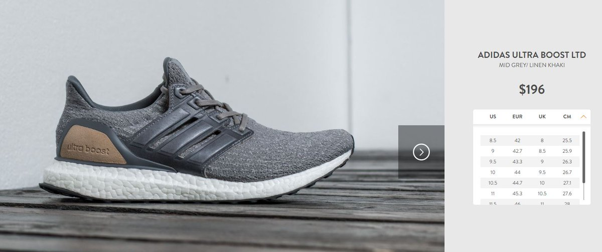 Kicks Deals Official Website adidas Ultra Boost 3.0 Grey/Trace Pink