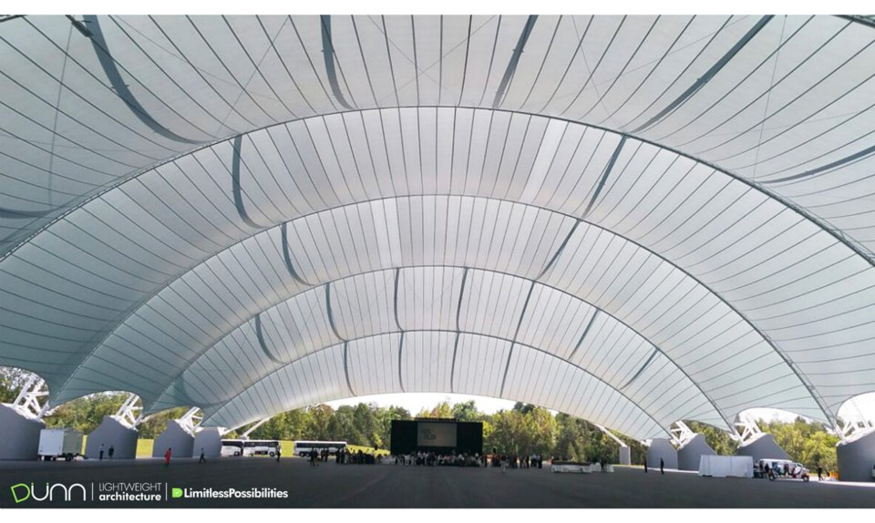 Tensile Structures TensileSystems Twitter - Tensile architecture