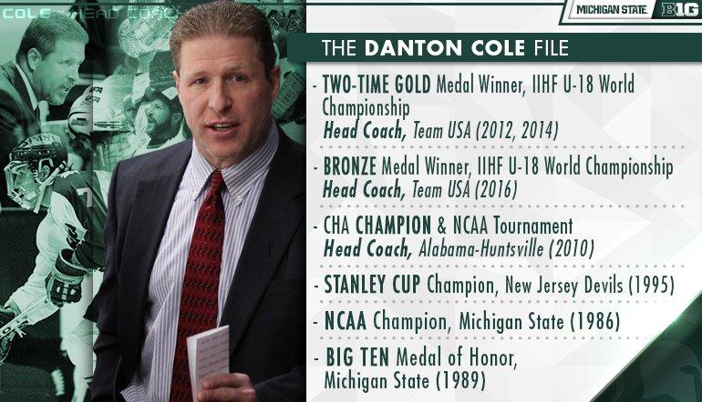 Danton Cole