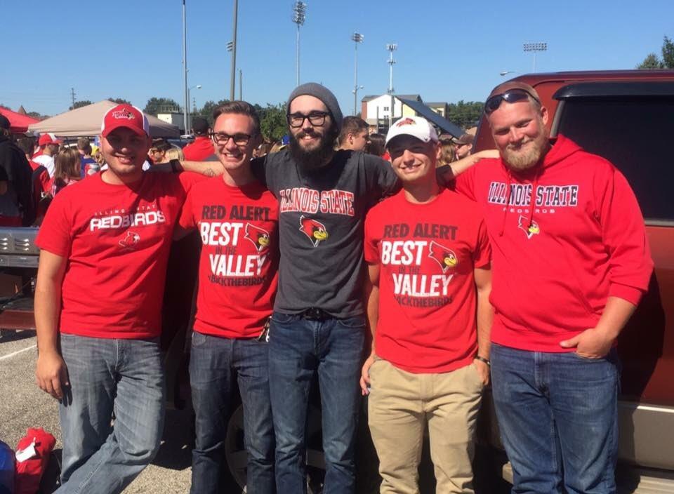 Thankful for 4 years of cheering on @ISURedbirds with these friends! #RedbirdSetGo https://t.co/wmtJJLvjvO