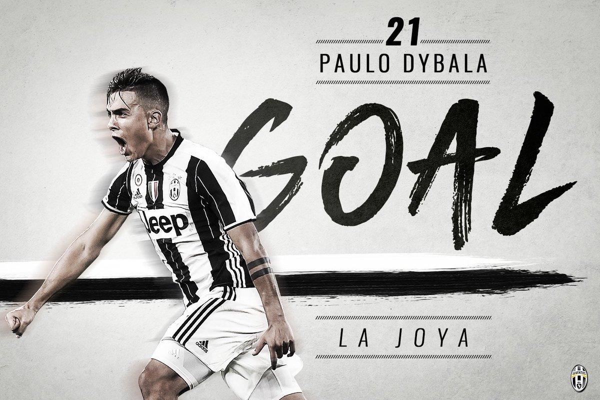 22' - ANCORA LUI!!! ANCORA LA JOYA!!! 2-0 JUVEEEE!!!! ⚪️⚫️ @PauDybala_JR #JuveFCB #ItsTime #UCL