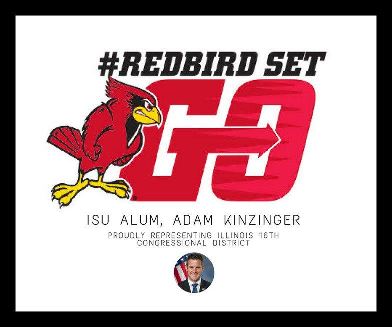 Proud to be part of the #RedBird Tradition: Class of 2000. #RedBirdSetGo cc: @ISURedbirds https://t.co/xVLWop3a15 https://t.co/8w2jYZBURx