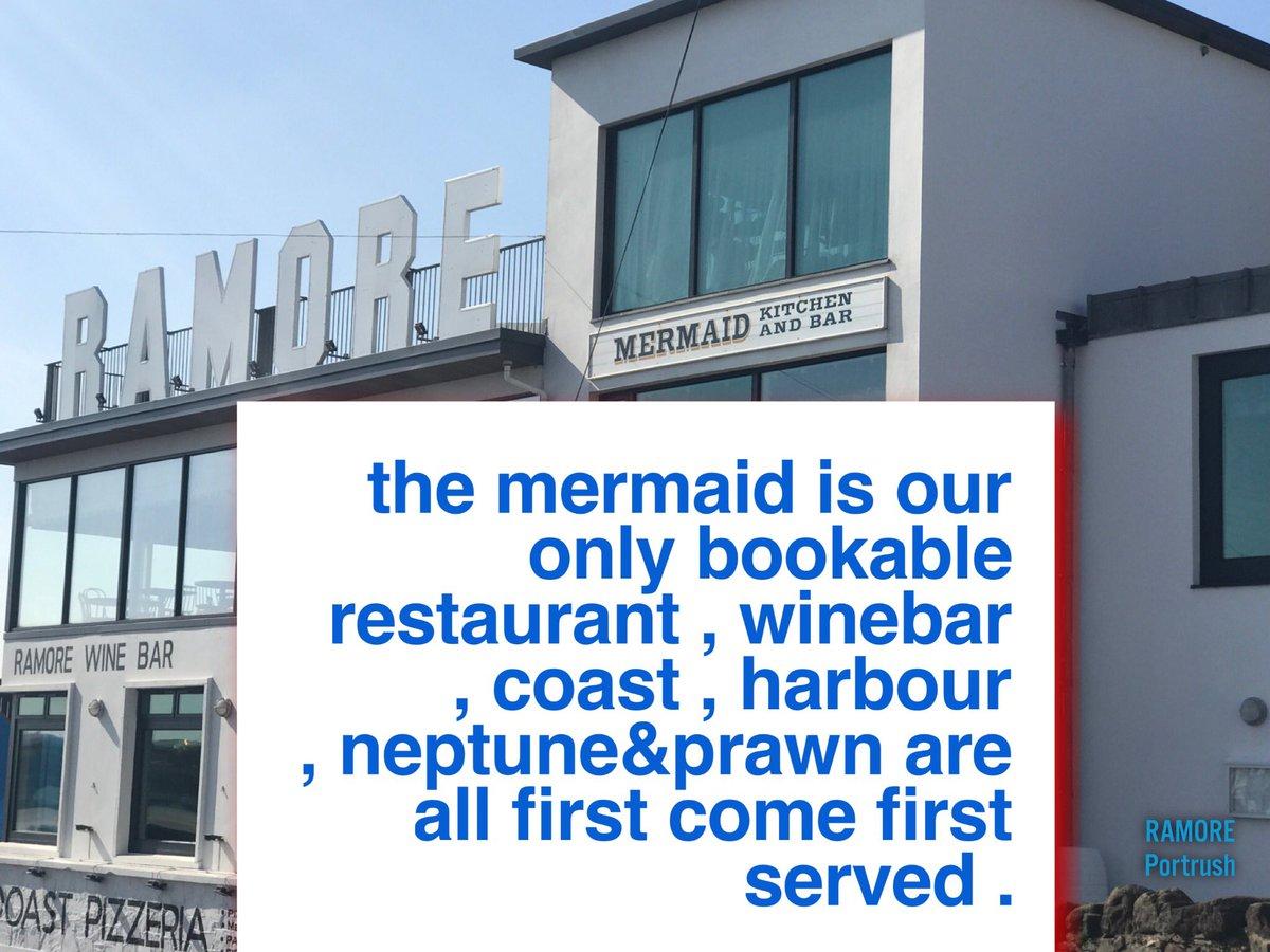 Ramore Restaurants on Twitter: \