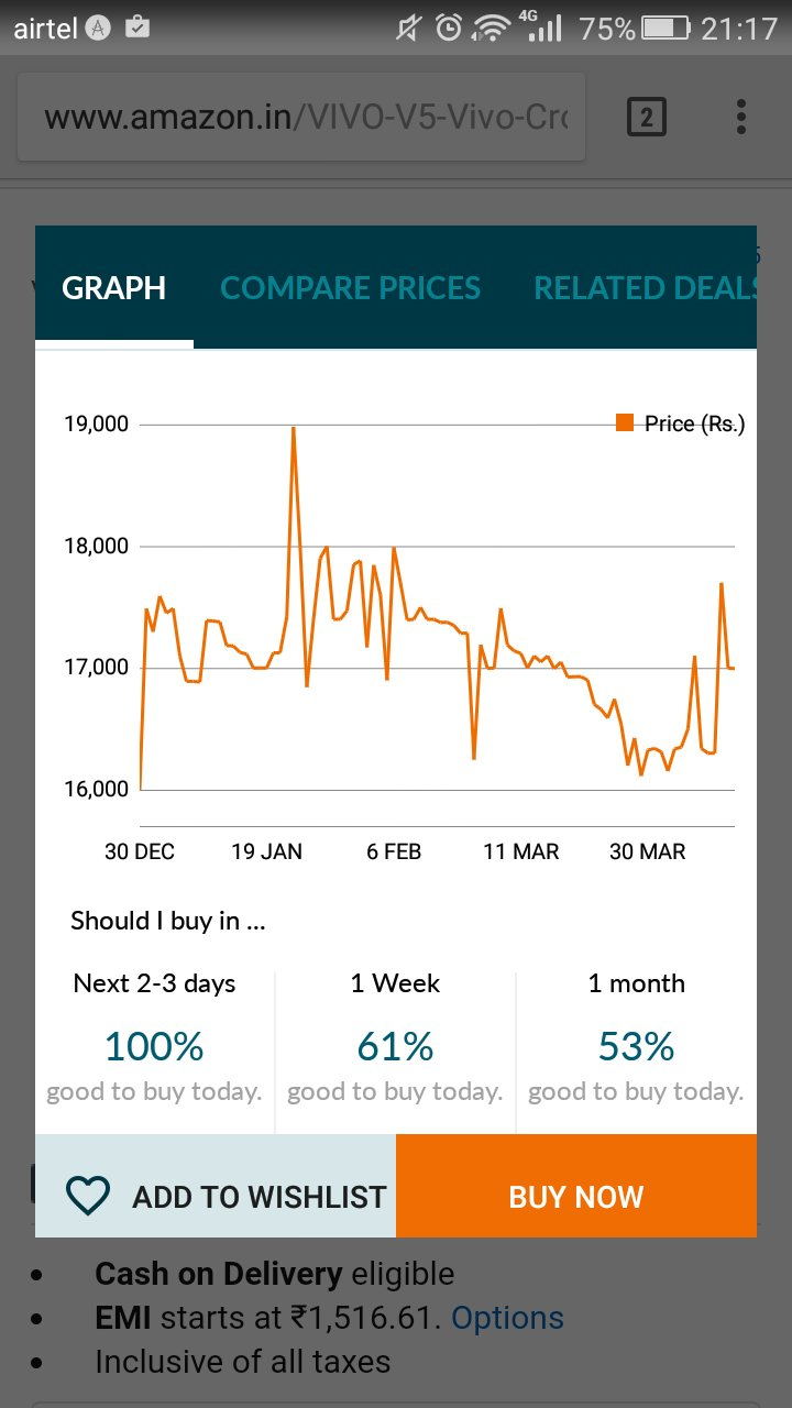 @BuyHatke 16980 @amazonIN https://t.co/6XMzQMYqik