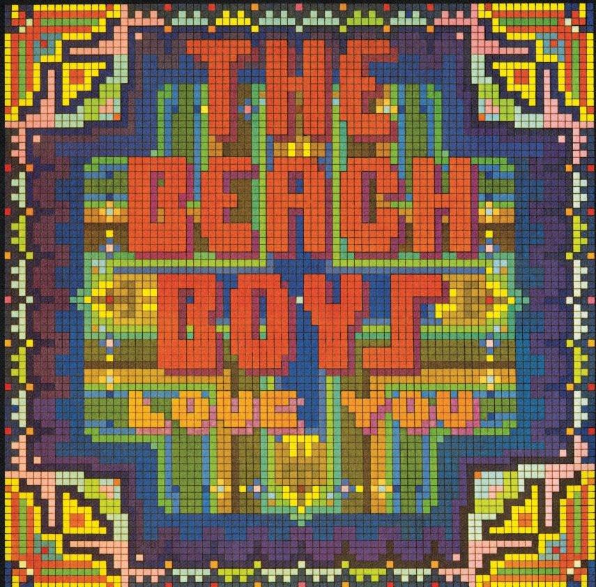 The beach boy love you