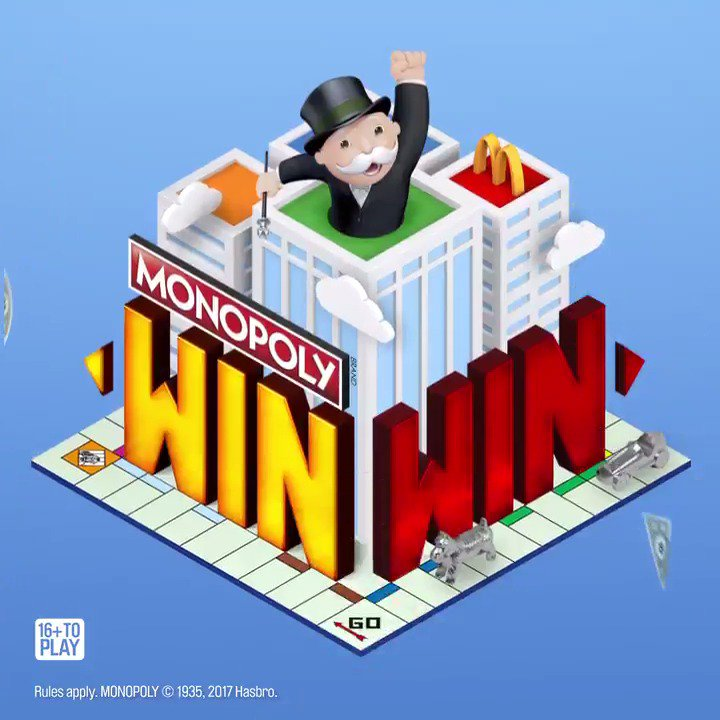 RT @McDonaldsUK: There's still £100k up for grabs with #McDonaldsMonopoly! We know how we'd spend it, how about you? https://t.co/1kTDBaGnUf