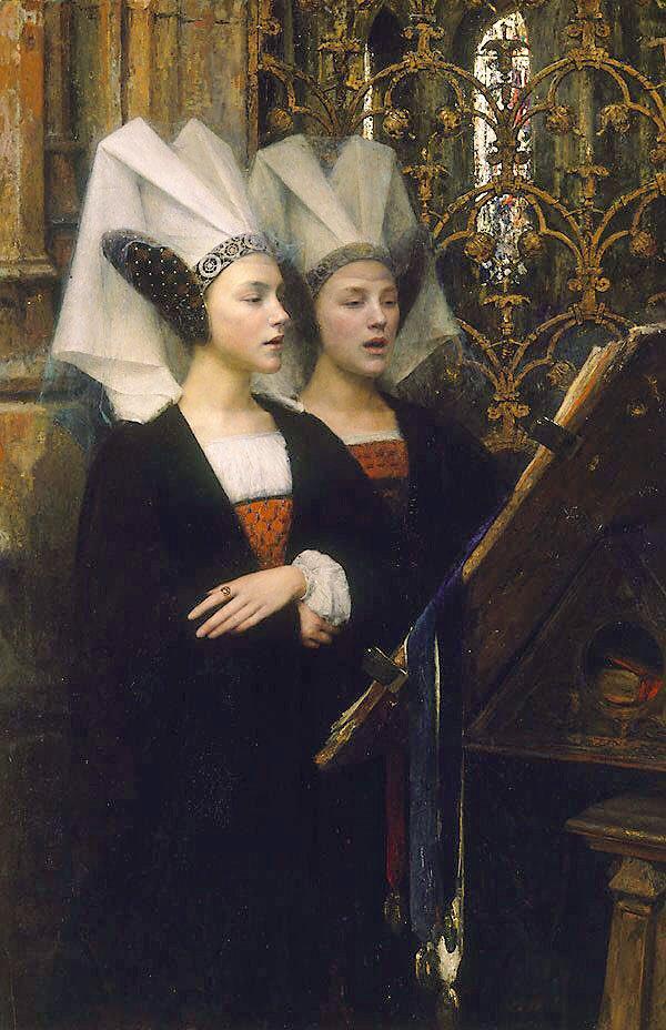 'The Book of Peace', Edgard Maxence, 1913