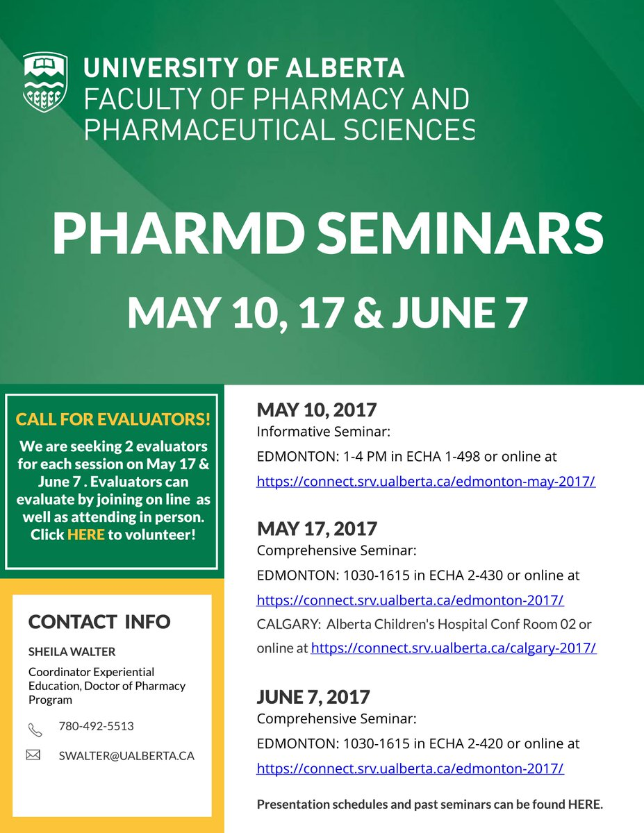 UAlberta Pharmacy on Twitter: