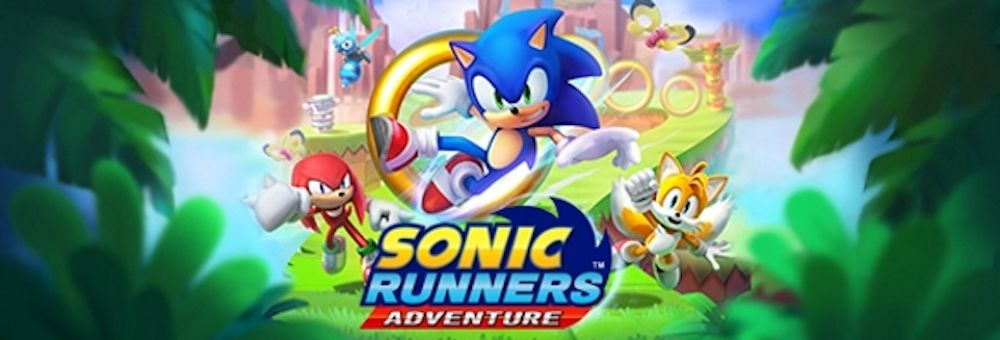 We saw what you did @gameloft! We can't wait to see #SonicRunnersAdventure in action - https://t.co/rQbW74r0j7 https://t.co/7UfUFLvKRP