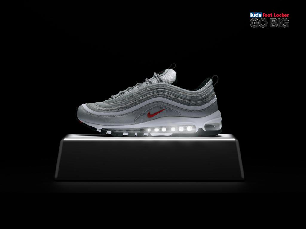 Future Forward. The #Nike Air Max 97 OG