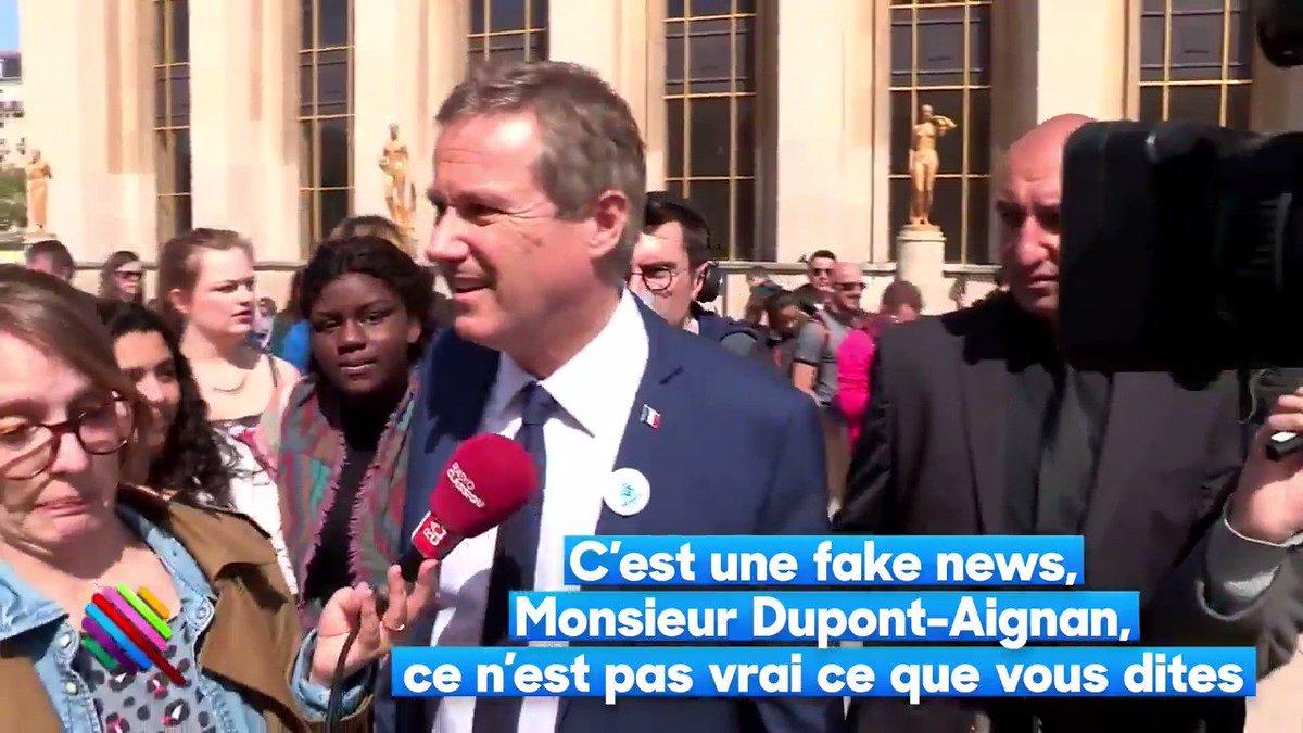 C'est pas Dupont-Aignan qui dit un truc faux, c'est toute la France qui l'a mal entendu ce matin. OKAY ? 🙃 #Fabius https://t.co/YjF8ccU2Mf