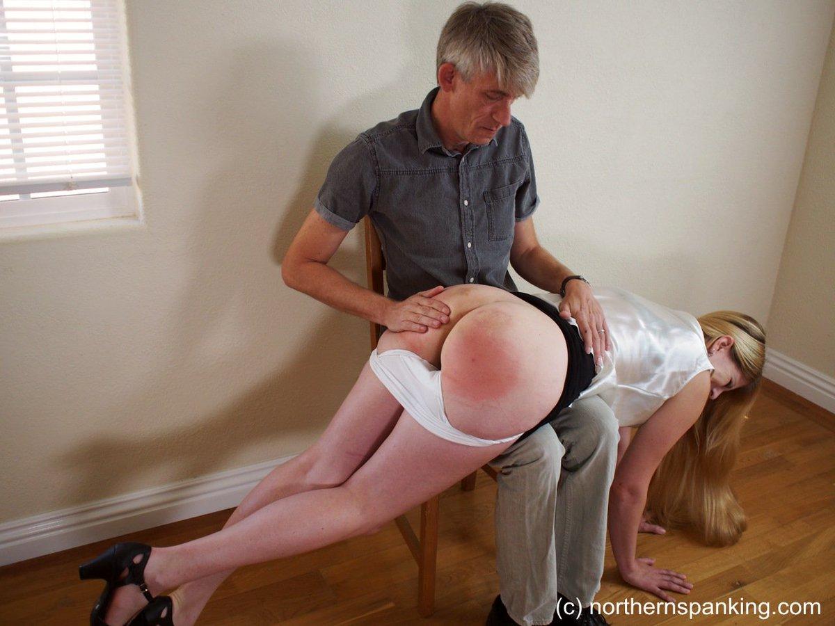 Ellie maye spank
