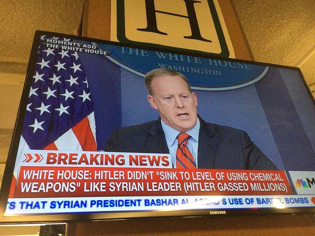 Epic chyron @MSNBC