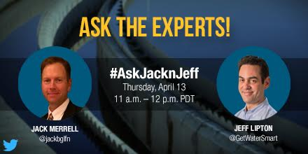 What advice do you have for #utilities & #cities looking to upgrade & implement a similar solution? #AskJacknJeff https://t.co/1RVErBSBYJ https://t.co/J2TicZ1Ey1