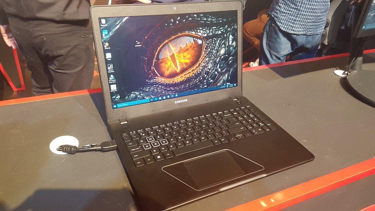Notebook samsung brasil - Ign Brasil On Twitter Este O Odyssey O Primeiro Notebook Gamer Da Samsung Ele Fabricado No Brasil E Custa A Partir De R 4 999