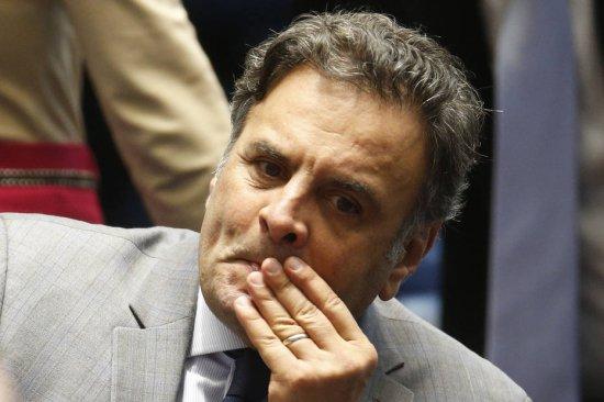 EXCLUSIVO: Fachin abre 5 inquéritos contra @AecioNeves; ele e Jucá têm o maior nº de investigações https://t.co/zwPKki2gk9