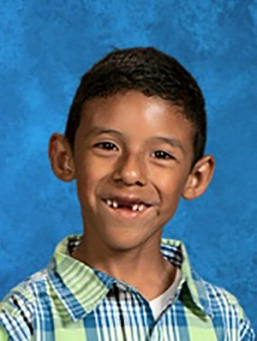 Jonathan Martinez, 8-year old school shooting victim #sanbernardinoschoolshooting   RIP