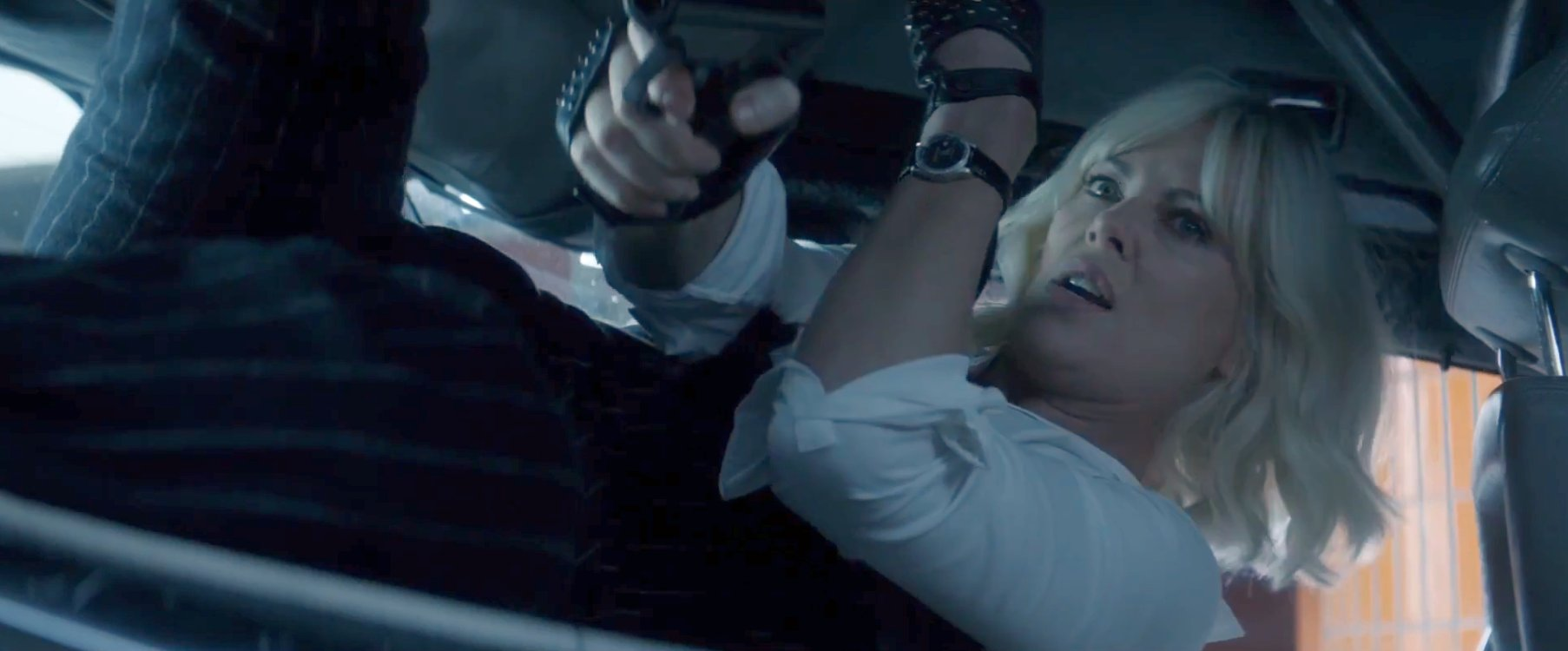 Atomic Blonde Trailer Featuring Charlize Theron